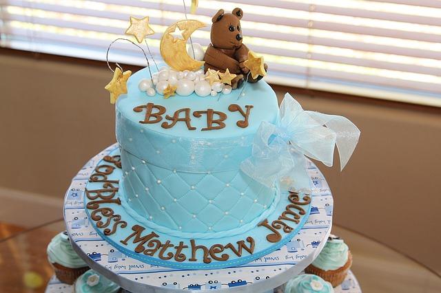 uvítací dort