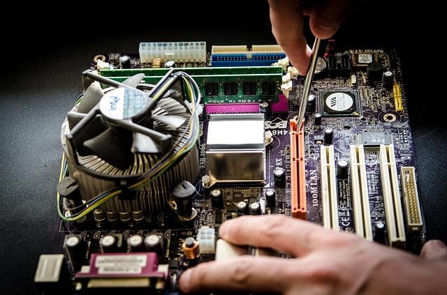 servis počítače